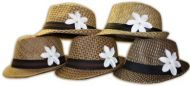 Natural Woven Hat