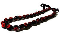 Red Turtle Kukui nut Lei/Necklace