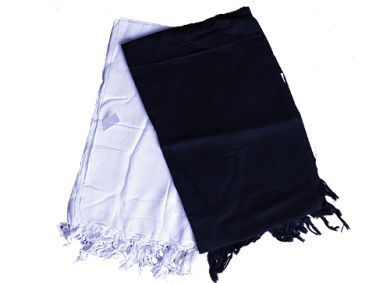 Black & White Sarongs
