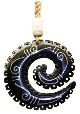 Circle Of Life Buffalo Necklace