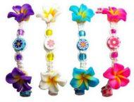 Fimo Flower Bracelet