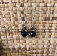 Sterling Silver Teardrop Earrings