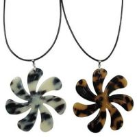 Turtle Shell Necklace-Tiare