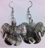 Shell Earring-turtle